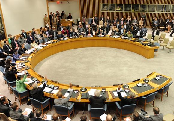 Elige ONU a cinco miembros no permanentes del Consejo de Seguridad