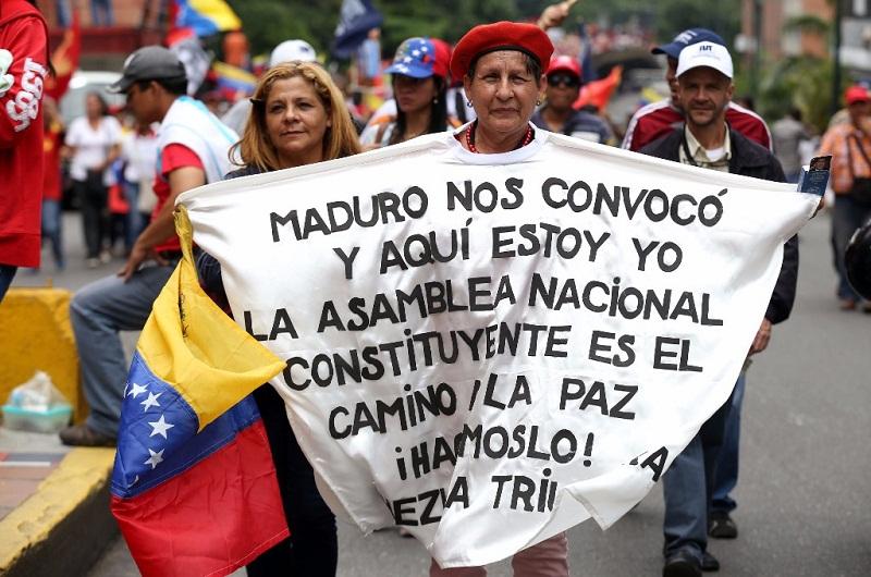 México apoya sanciones de EU a funcionarios pro Maduro