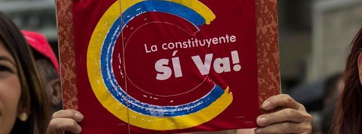 Se inicia redacción de nueva Constitución en Venezuela