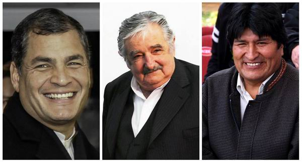 Cinco mandatarios latinoamericanos entre los líderes políticos más populares
