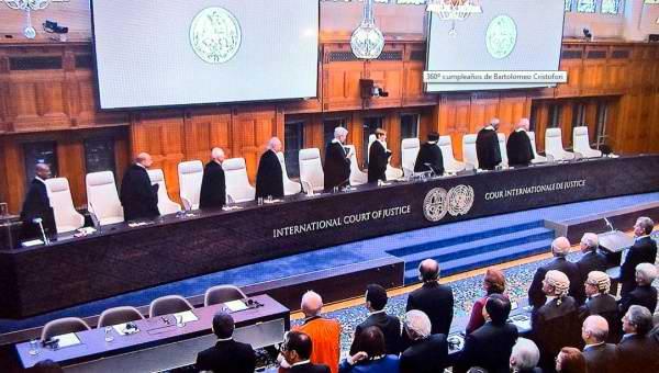 Inicia Tribunal de La Haya semana de alegatos orales sobre salida de Bolivia al mar