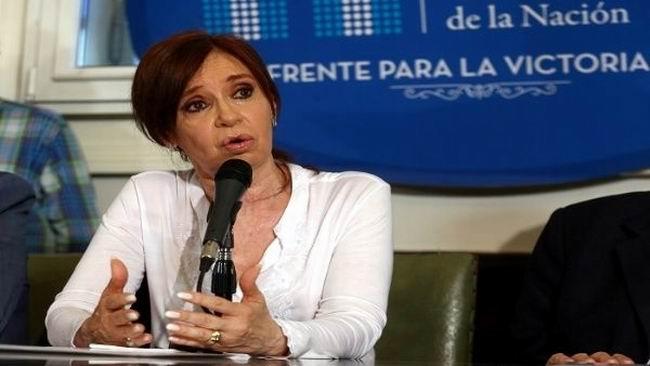 La exdignataria argentina, aseveró ayer que el pedido de prisión preventiva en su contra por parte del juez Claudio Bonadio viola el Estado de Derecho y la democracia del país