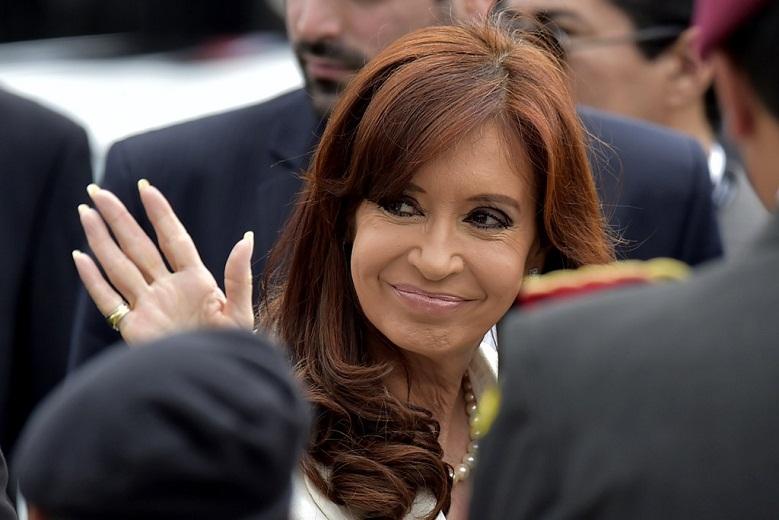 Ex presidenta argentina apela a la justicia de su país