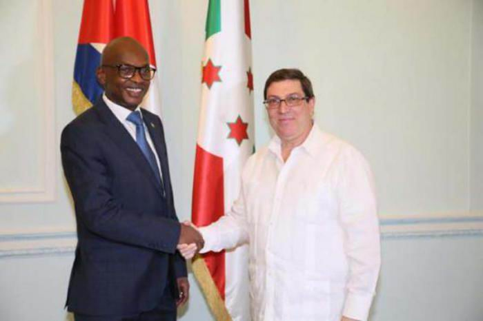 Fortalecen Cuba y Burundi nexos bilaterales