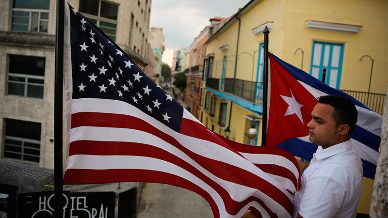 Congresistas estadounidenses rechazan expulsión de diplomáticos cubanos