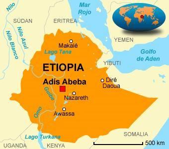 Cuerno De Africa Mapa.El Cuerno De Africa