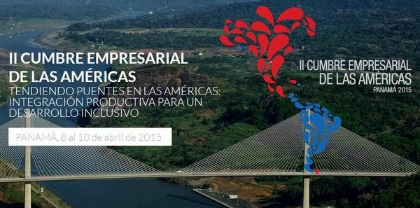 Segunda Cumbre Empresarial de las Américas