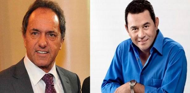 Las elecciones en Argentina y Guatemala