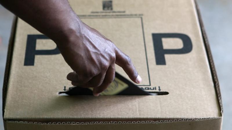 Las elecciones en Rep�blica Dominicana
