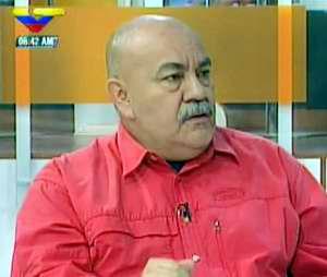 Dar�o Vivas, Coordinador de movilizaci�n de la direcci�n nacional del PSUV declara que la intenci�n del Partido es hacer una selecci�n de los mejores militantes desde la base para la elecci�n de candidatos del Partido a concejales y alcaldes . Foto VTV