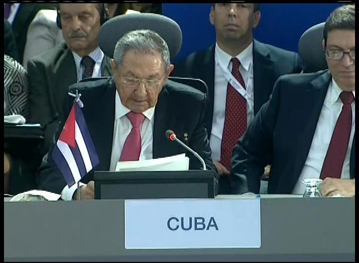 Raúl Castro: Cuba no cederá en la defensa de sus ideales revolucionarios y antiimperialistas