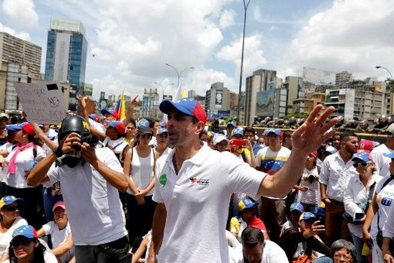 Oposición rechaza invitación de Gobierno de Nicolas Maduro a dialogar.