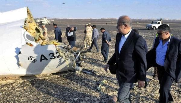 La nave de la compañía aérea Kogalymavia despegó del aeropuerto egipcio de Sharm el-Sheij y desapareció de los radares 23 minutos después