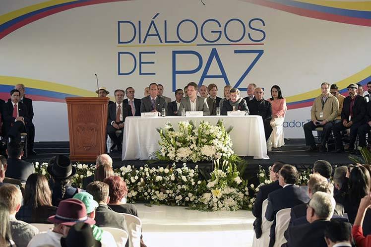 Ratifica ELN continuar el diálogo de Paz en Colombia