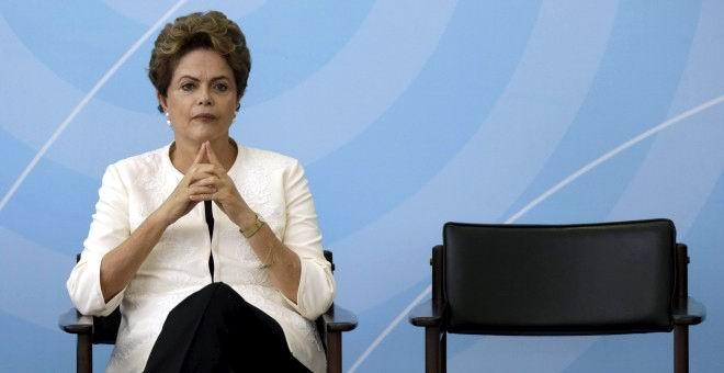 Final del juicio pol�tico contra Dilma Rousseff ser� despu�s de los Juegos Ol�mpicos