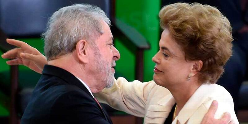 El golpe en marcha en Brasil