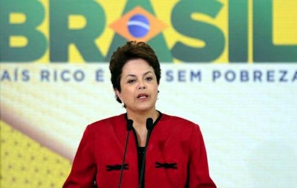 Reitera Rousseff compromiso con programas sociales brasile�os