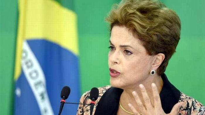 Dilma Rousseff: no hay impeachment, sino golpe y tentativa electoral
