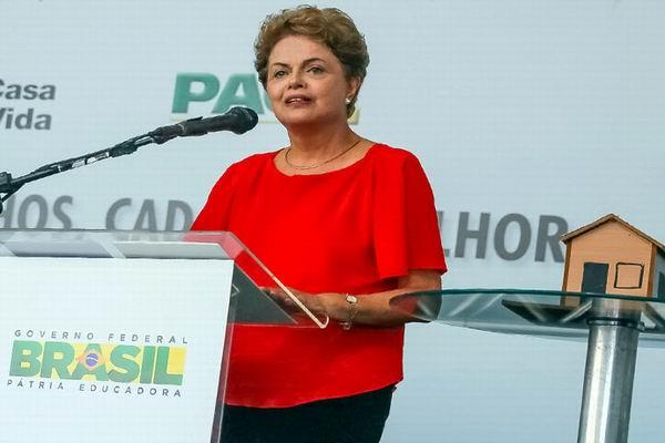 Garantiza Rousseff continuidad de programas sociales en Brasil