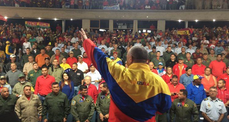 Diosdado Cabello: Fidel, patrimonio de todos los pueblos