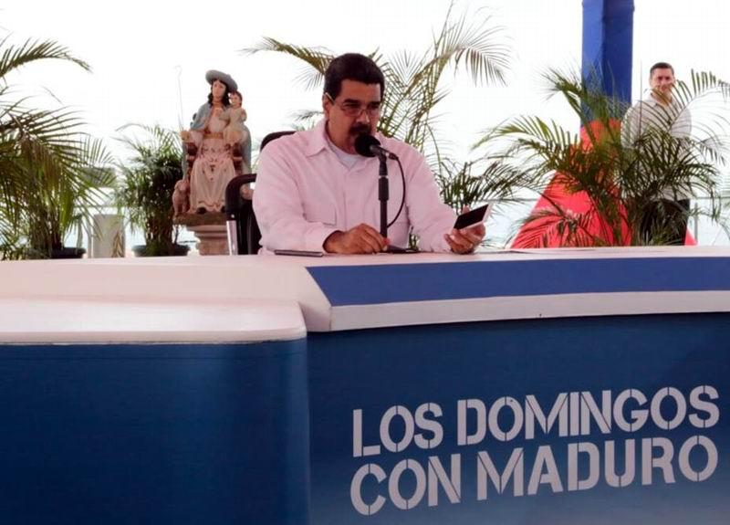 Insiste Gobierno venezolano en el proceso de diálogo para lograr la Paz (+Audio)