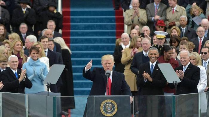 El primer año de Donald Trump en la Casa Blanca (+Audio, Video y Fotos)