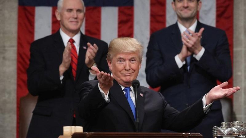 ¿Qué dijo Trump en su discurso sobre el Estado de la Unión?