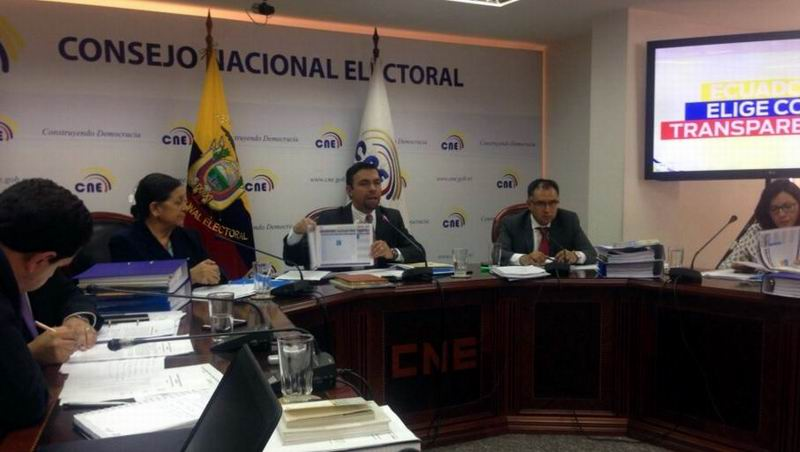 Ecuador: Eight Presidential Tickets will go to Elections next February