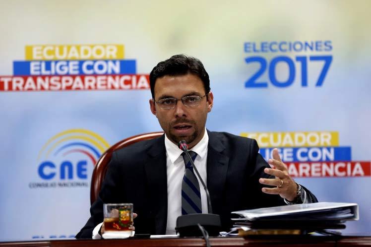 Ecuador and its Transparent Elections