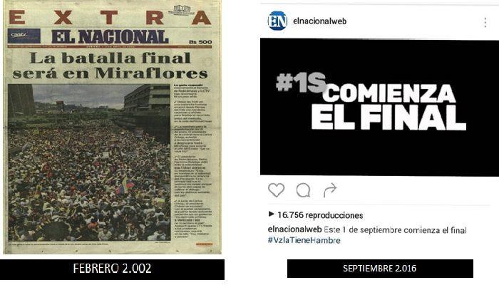 Venezuela: Los revolucionarios apuestan a la conciencia de paz
