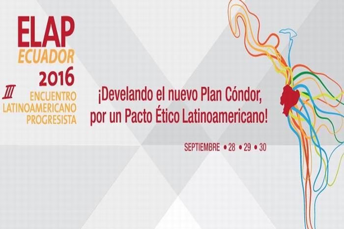 Concluye en Ecuador el Tercer Encuentro Latinoamericano Progresista