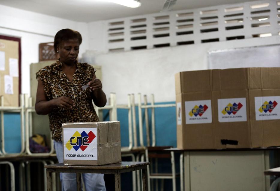Venezuela en elecciones regionales este domingo