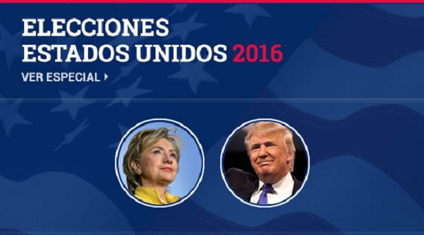 La campa�a electoral en Estados Unidos