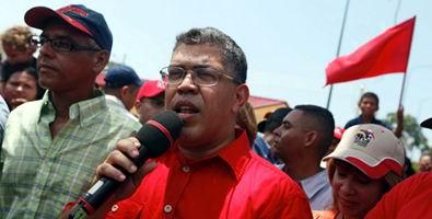Tras una movilización popular que se realizará en la Plaza Guaicaipuro, Elías Jaua inscribirá este 12 de octubre su candidatura a los comicios regionales del venidero diciembre