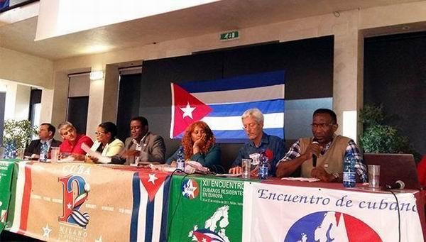 El evento es presidido por el presidente del ICAP y Héroe República de Cuba, Fernando González Llort. Foto: @morejonelsa1 / Twitter