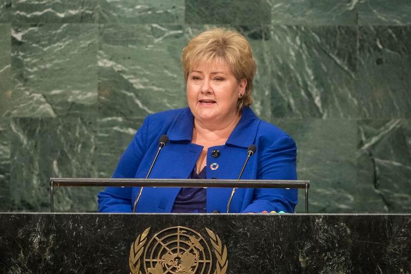Expresa Noruega orgullo por apoyar junto a Cuba el proceso de paz en Colombia