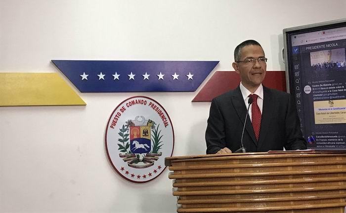 Agresión terrorista en Venezuela