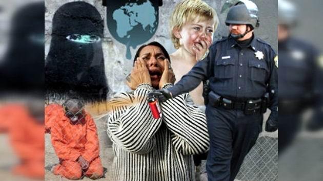 En audio: Los derechos humanos y la hipocresía de Washington