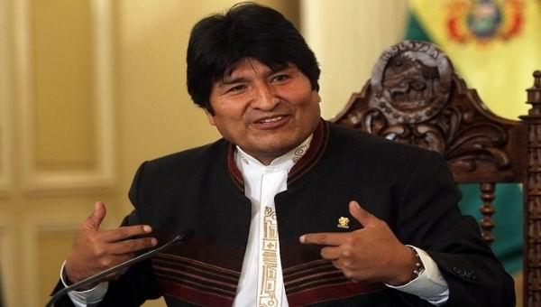 Bolivia Evo Morales sends Fidel Castro a Message of Admiration