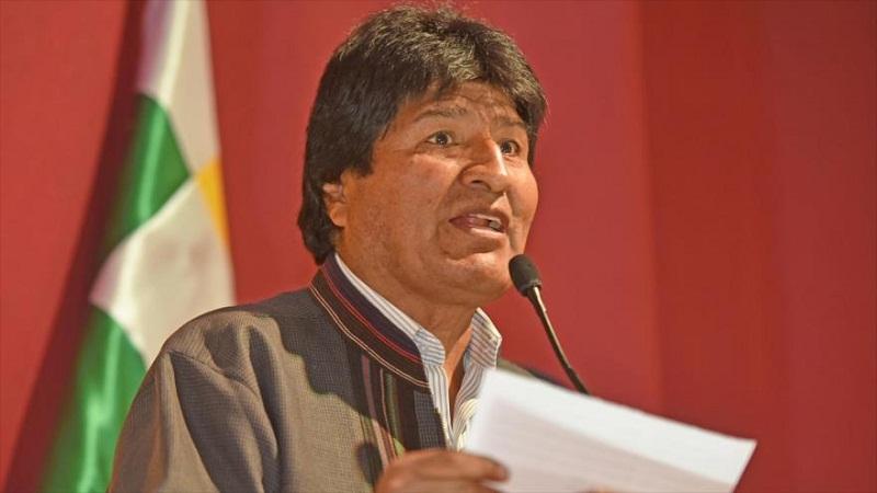 Critica Evo Morales postulación de Trump para Premio Nobel de la Paz