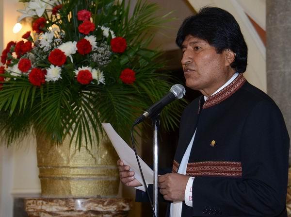 Inaugura Evo Morales Cumbre de Mujeres previa a reunión del G-77. Foto: ANDINA/Difusión