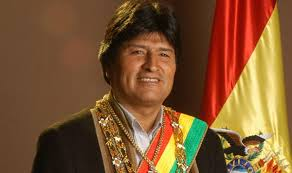 Bolivia de fiesta, y Cuba junto ella (+Audio)