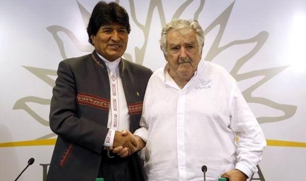 Bolivia con salida al Atl�ntico