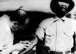 A cientos de guatemaltecos se les inoculó intencionalmente sífilis, gonorrea y otras enfermedades venéreas como parte de experimentos de la CIA. Foto tomada del sitio web Cubadebate