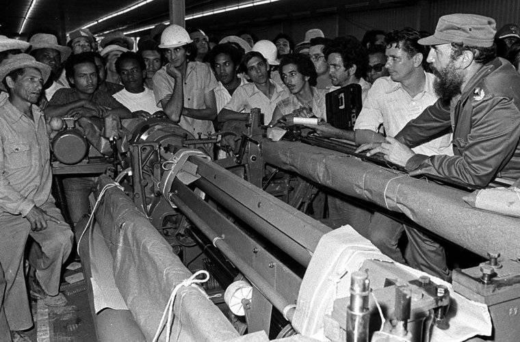Fidel Castro, enemigo de las solemnidades (+Audio)