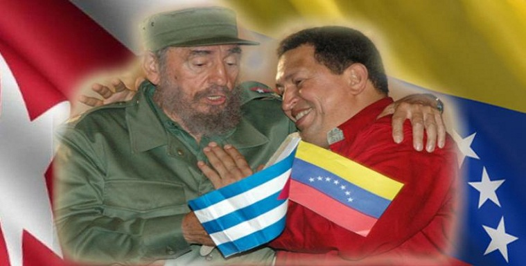 Fidel Castro: La creación del Alba (+Audio)