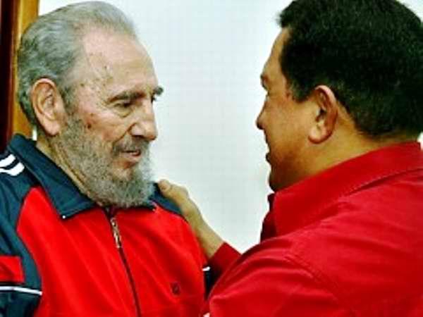 Mensaje de Fidel al Presidente de Venezuela, Hugo Chávez