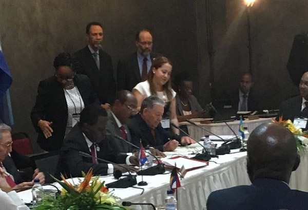 CARICOM y Cuba seguirán defendiendo la integración