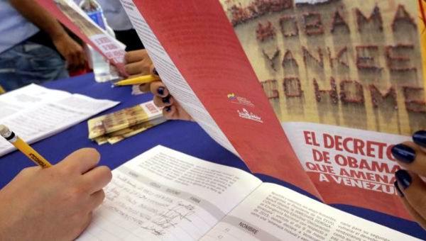 Lleva tu firma a la embajada de Venezuela en Cuba