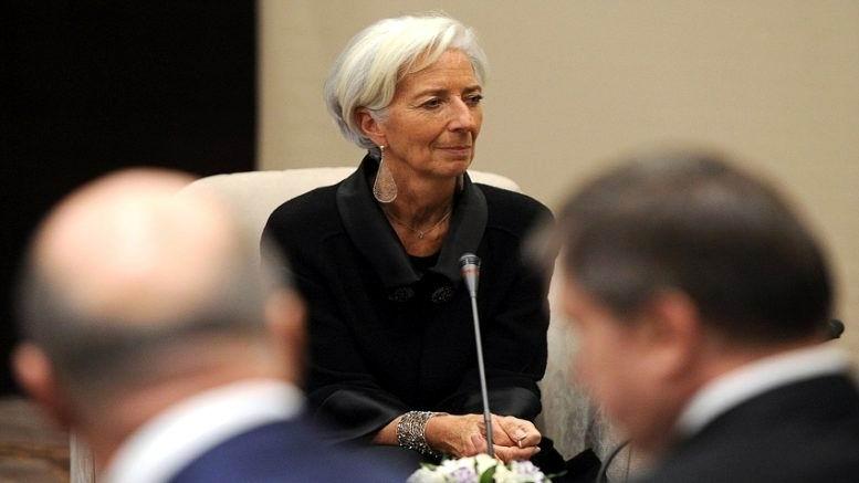 Peticiones de juicio para directora del FMI,Christine Lagarde